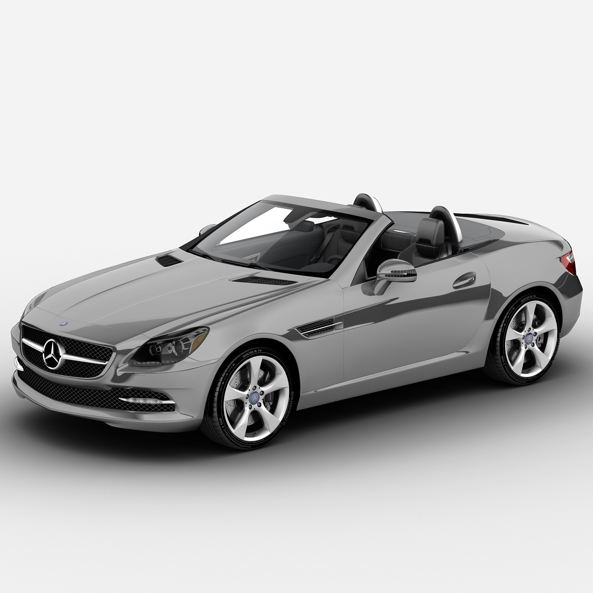 Mercedes Benz SLK Roadster 2013_2.jpg