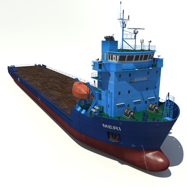 Ship Meri 3D Models