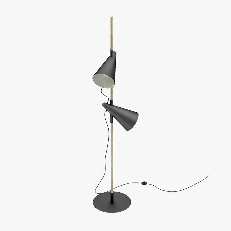 3d modeled architectural model. Black Bedroom Furniture Sets. Home Design Ideas