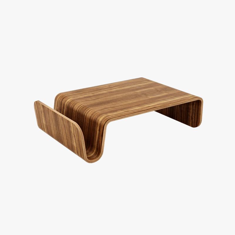 3d Model Of Scando Table Design