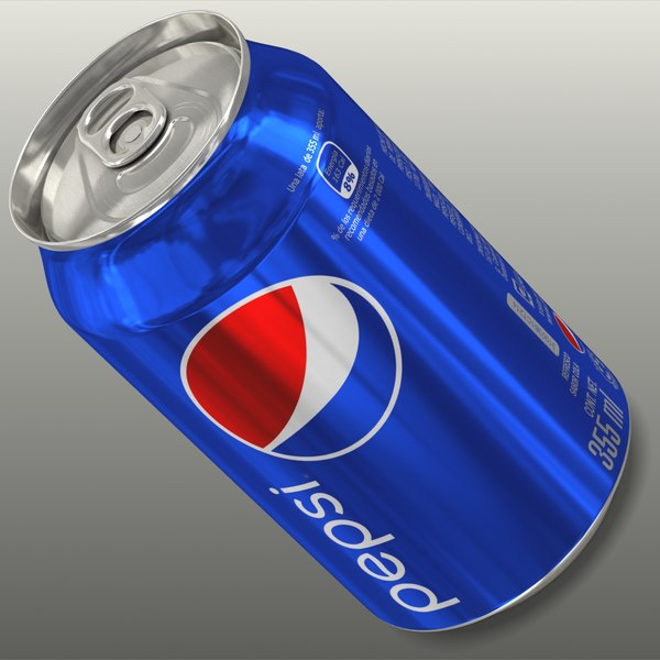 Pepsi 3D Models