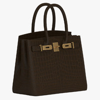 Shoulder Bag 3D models