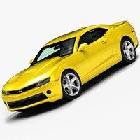 Camaro 3D models