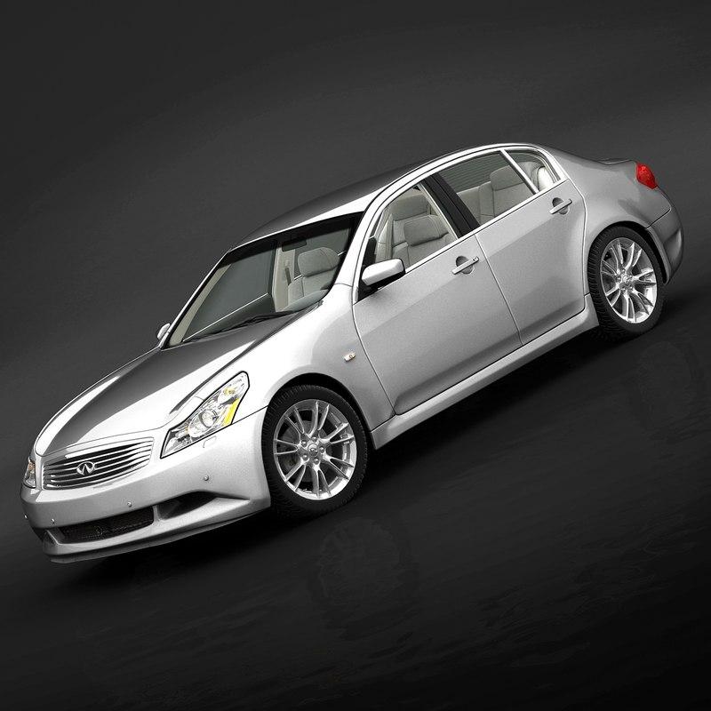 Infiniti G37 Sedan 2009