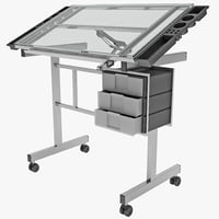 Drafting Table 3D models