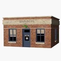 bank 3D models