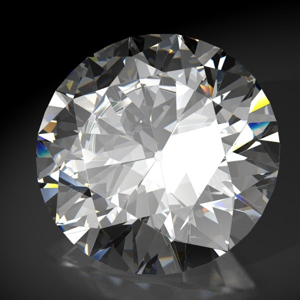 Diamond Brilliant 3D Models