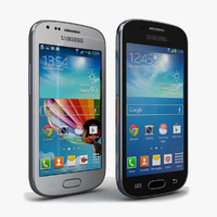 Samsung Galaxy S Duos 3D models