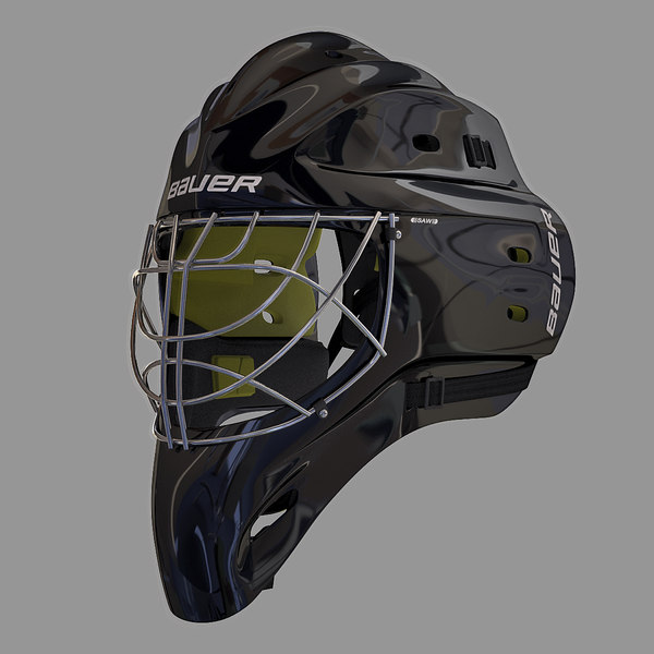 Ice Hockey Mask 3D Models