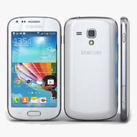 Samsung Galaxy S Duos 3D models
