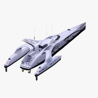 trihull 3D models