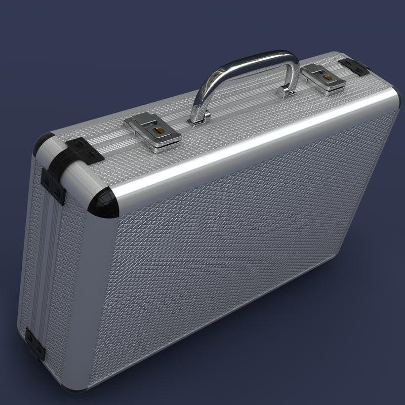 Briefcase Lock V2 VrayForC4D 5.bmp