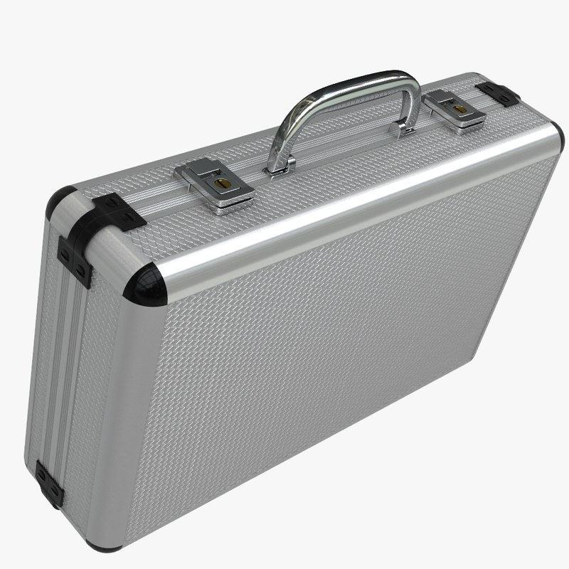 Briefcase Lock V2 VrayForC4D 6.bmp