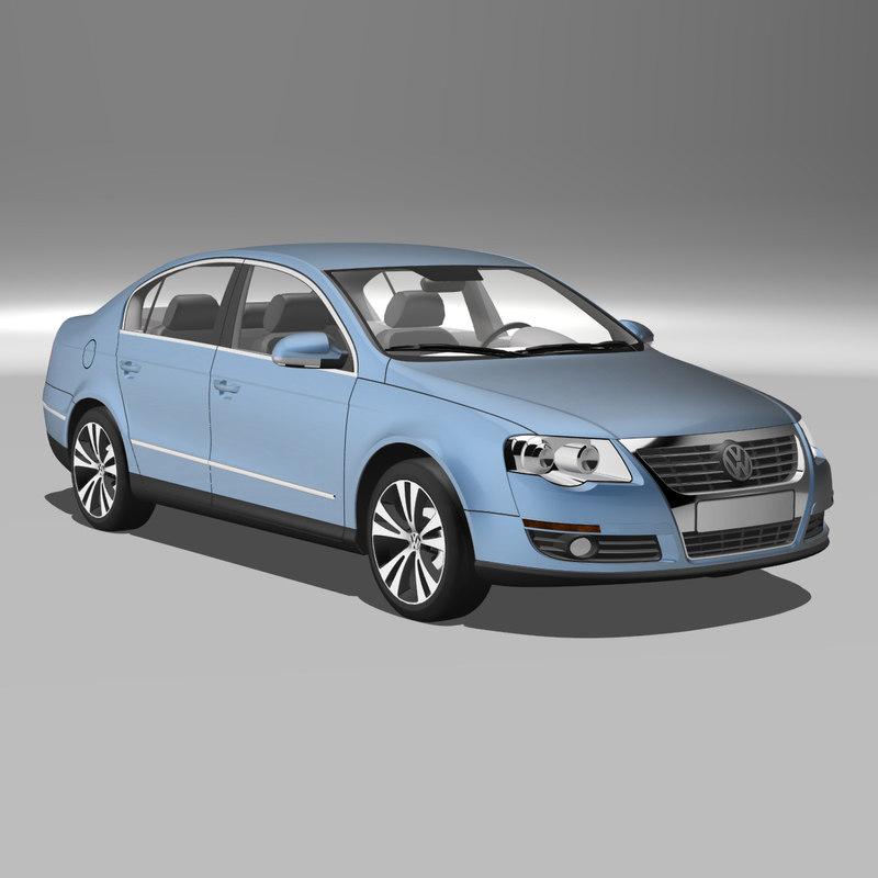 VW Passat Limousine / Taxi