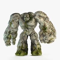 humanoid 3D models