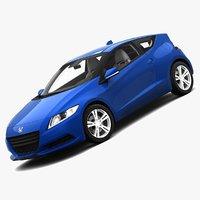CR-Z 3D models