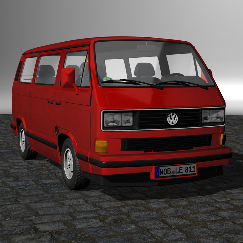 VW T3 Last Edition 1992