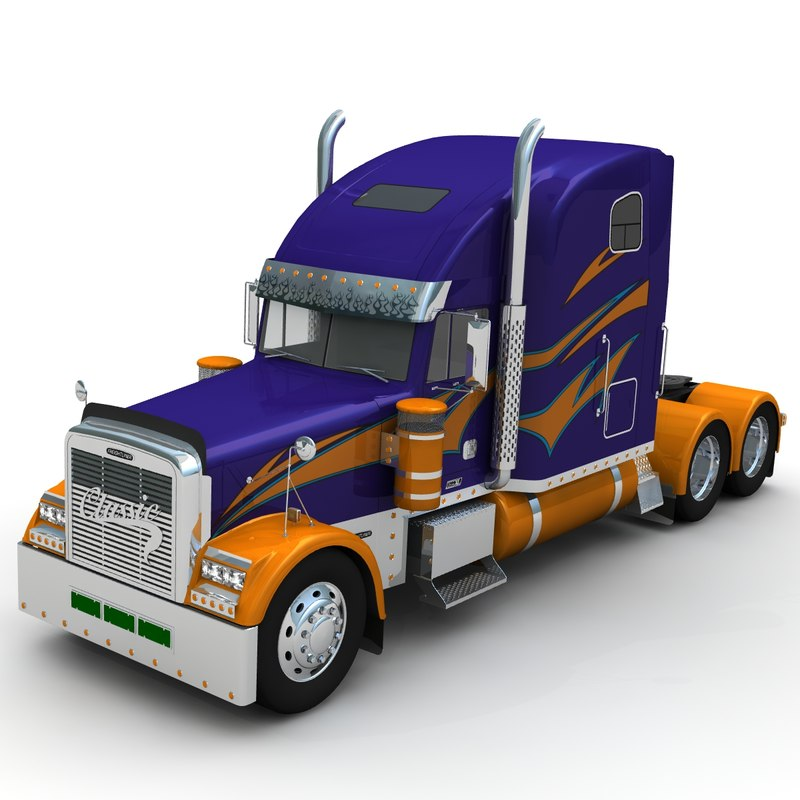 """Freightliner Classic XL Highroof 84"""""""