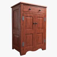 Cabinet 3D models