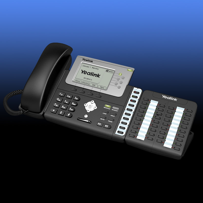 Yealink SIP-T2 8P Digital Enterprise  ip phone_7.jpg