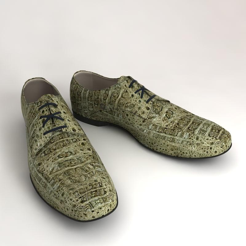 BATA Shoes aligator