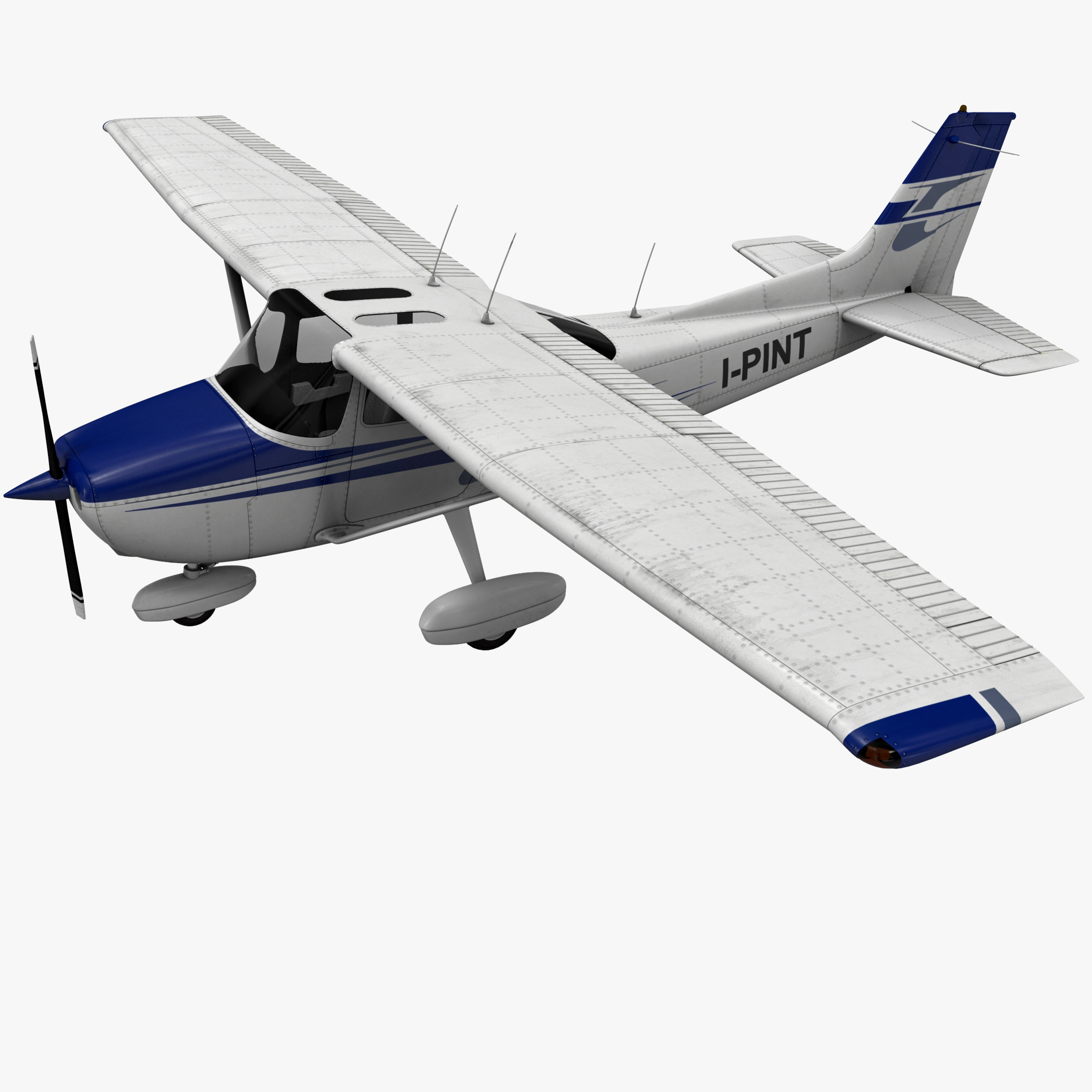 Civil Utility Aircraft Cessna 172 Skyhawk_452.jpg