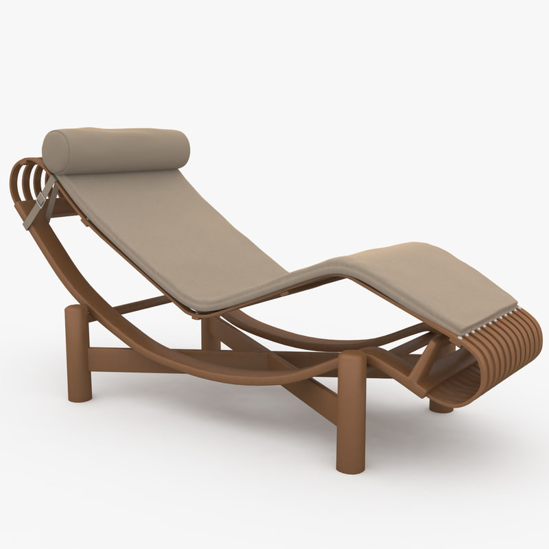 Max tokyo outdoor chaise lounge for Cassina chaise lounge