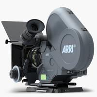 arriflex 3D models