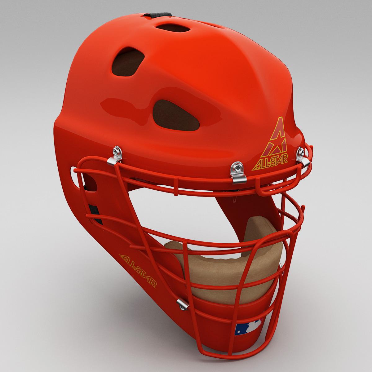 Catcher Helmet MVP2300