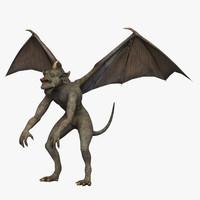Gargoyle 3D models