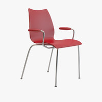 stacking chair 3D models
