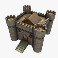 castle 3d models