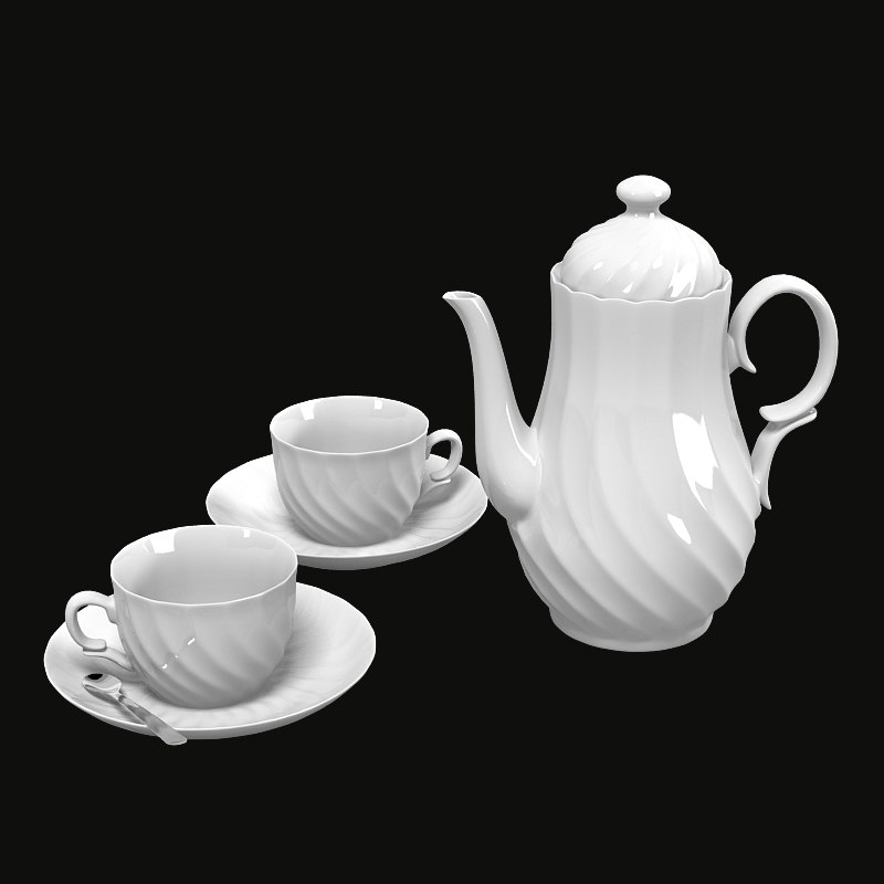 b Classic Tea set porcelain cofe coffe coffee twisted elegant peapot cup spoon .jpg