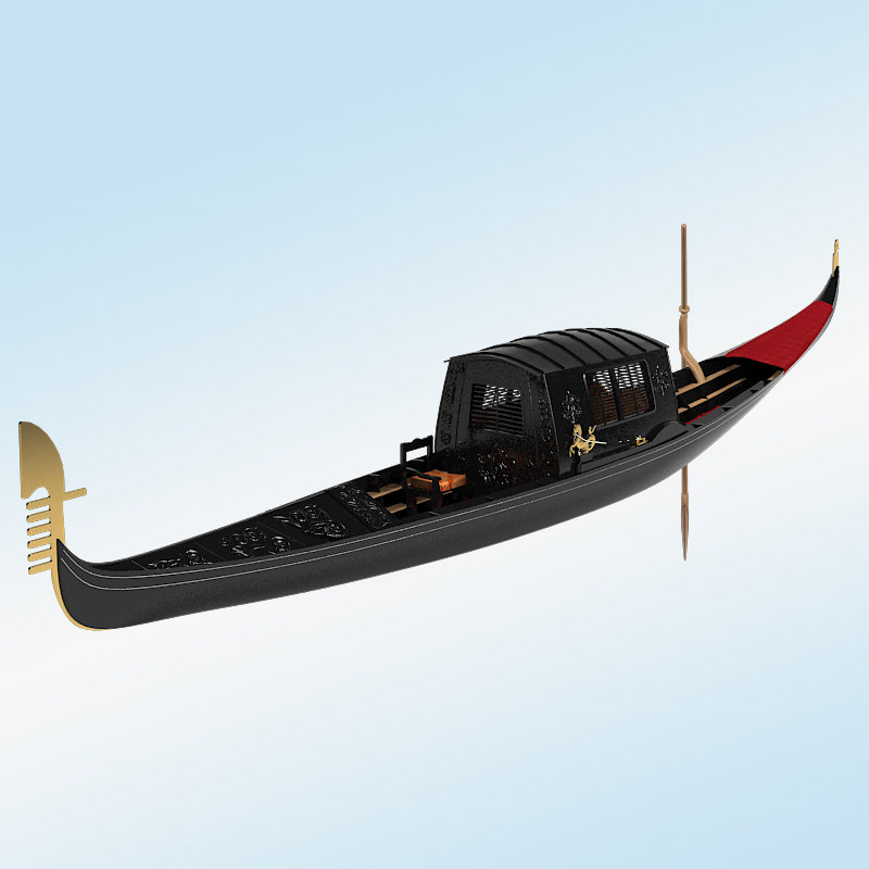 b Gondola venice italyrowing  boat venetian sea covered touristic transport antique luxury vintage traditional flat-bottomed.jpg