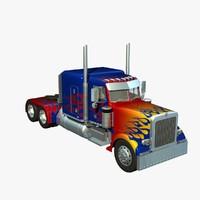 transformer 3D models