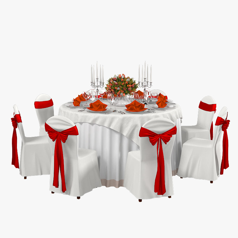 a Restaurant Wedding Table banquet  draped decorated dining chair napkin plate glass candle holder appointmets napkin cover round  spoon fork 0001.jpg