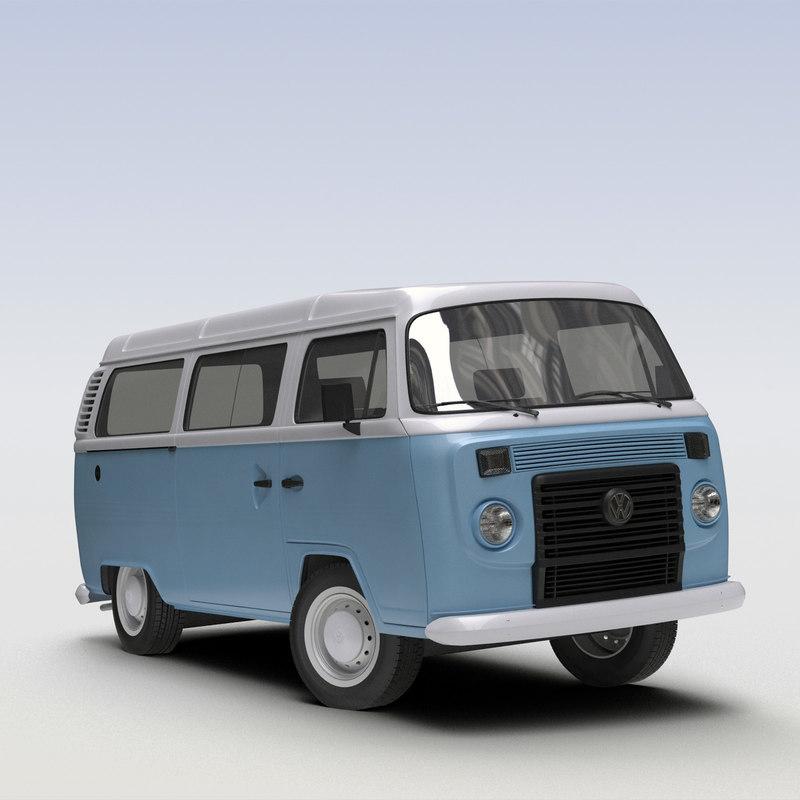 VW T2 Kombi 2013