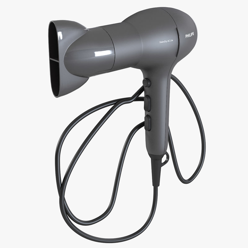a Philips Hairdryer prodessional beauty salon equipment hair hairdressing  barber`s salon  hairdresser.jpg