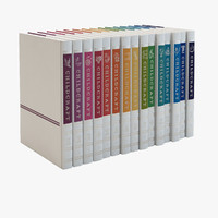 Reference Book 3D models