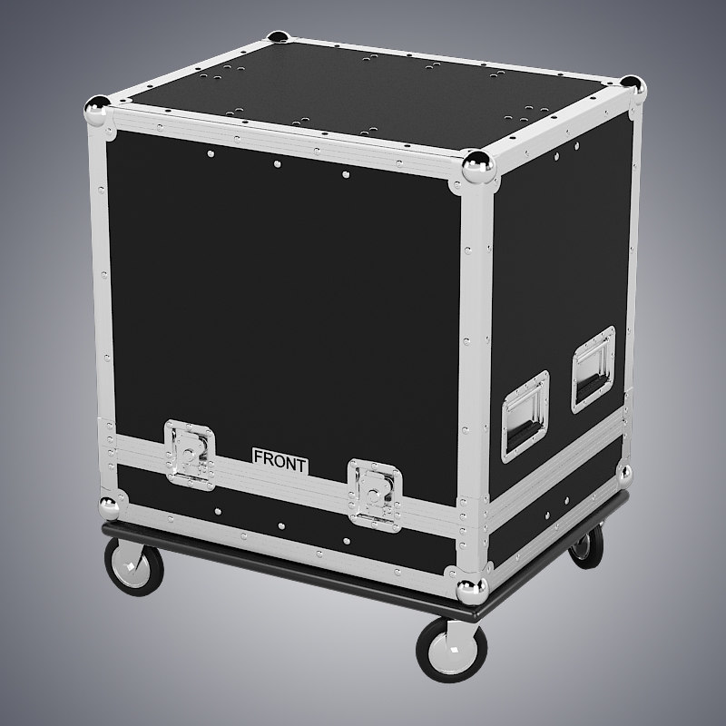 3ds max session music case
