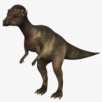 Pachycephalosaurus 3D models