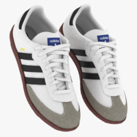 Adidas Samba 3D models