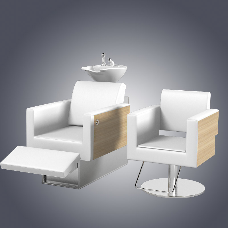 Welonda comfort beauty salon furniture 3d max for Beautician furniture