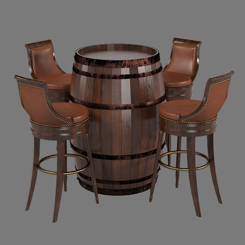 bar furniture set max