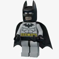 batman 3D models