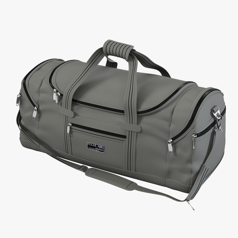 a Polar sport travel fitness motion gym bag big .jpg