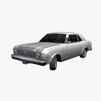 Ford falcon 3D models