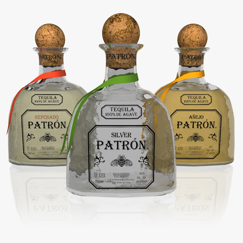 how to drink patron tequila shots