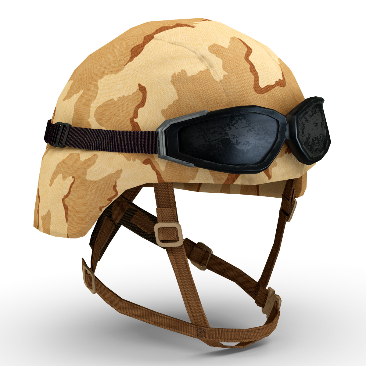 Combat Helmet 2