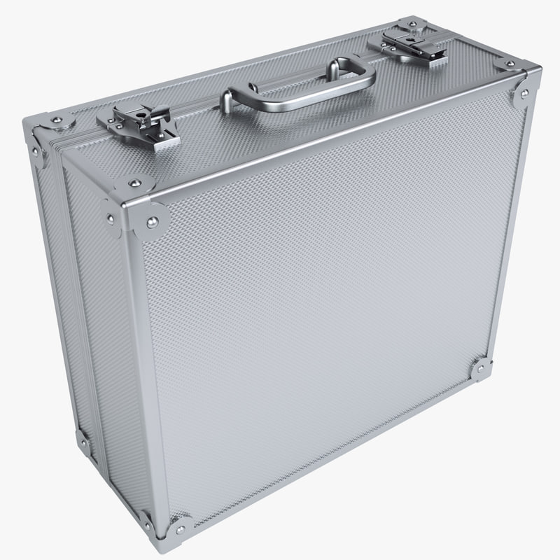 Sign_buisiness_suitcase_metal_chrome_3d_model_vray_image_1.jpg